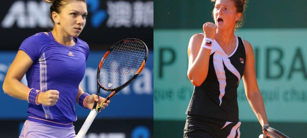 2016 Wuhan Open Second Round | Simona Halep vs Irina ...  |Halep Begu