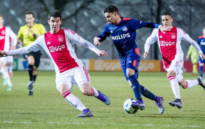 Jong Ajax - Jong PSV Soccer Prediction