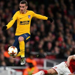 Atlético Madrid - Arsenal UEFA Europa League