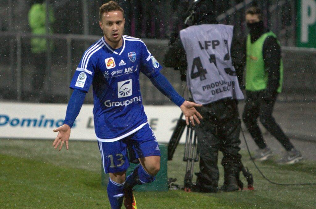 Grenoble - Bourg Peronnas Betting Tips
