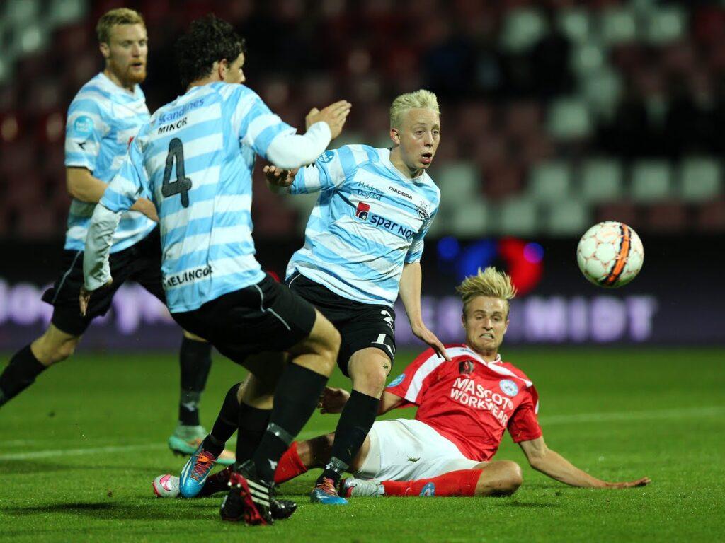 Silkeborg IF vs. FC Helsingor Soccer Prediction