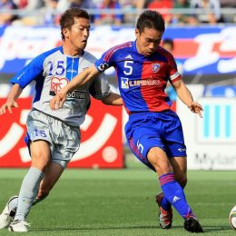 Kofu - Kanazawa Soccer Prediction
