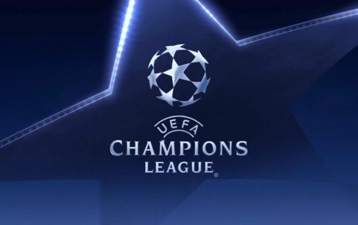 Champions League Manchester City vs Lyon