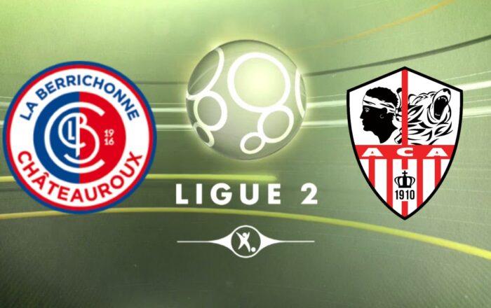 Chateauroux vs AC Ajaccio Betting Prediction