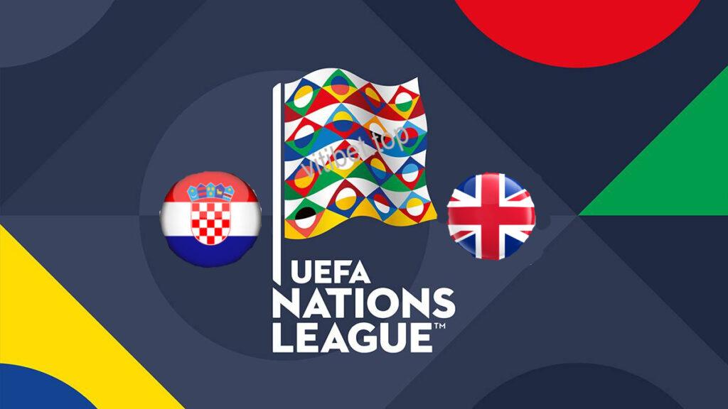 UEFA Nations League Croatia vs England