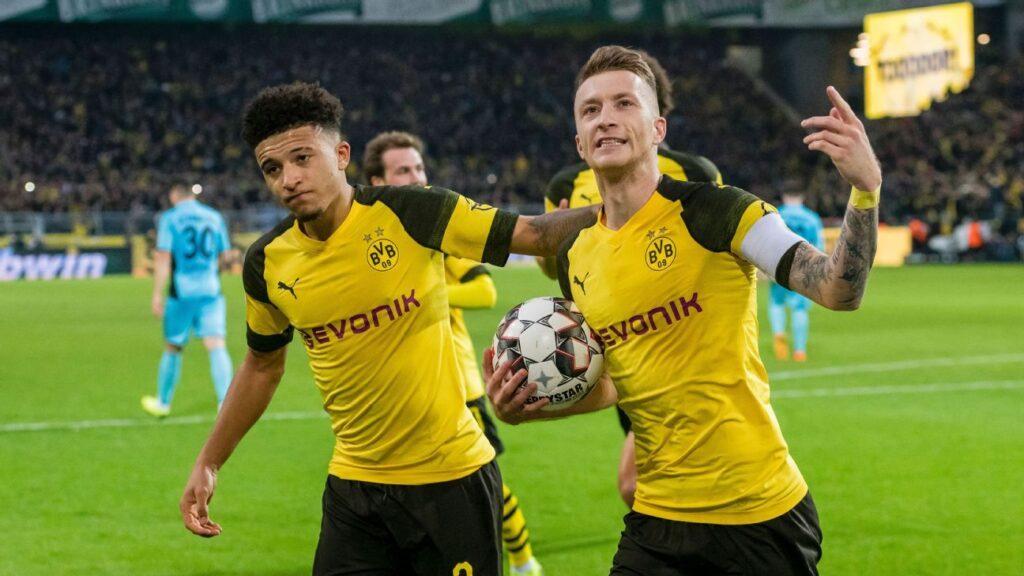 Bundesliga Schalke 04 vs Borussia Dortmund