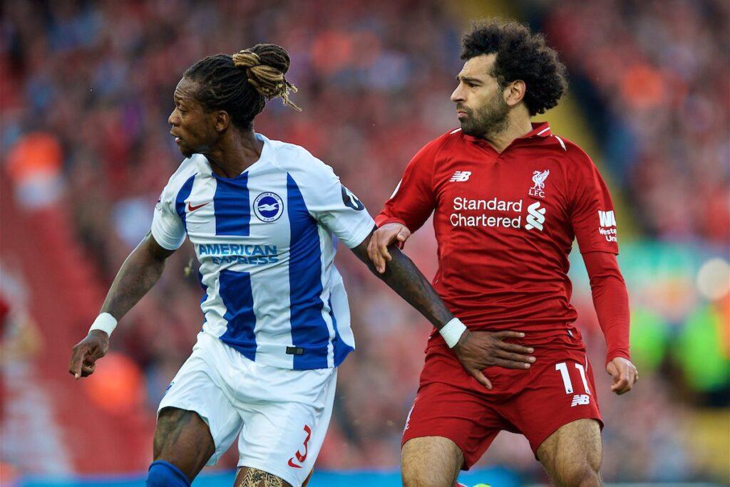 Brighton vs Liverpool Footbal Prediction