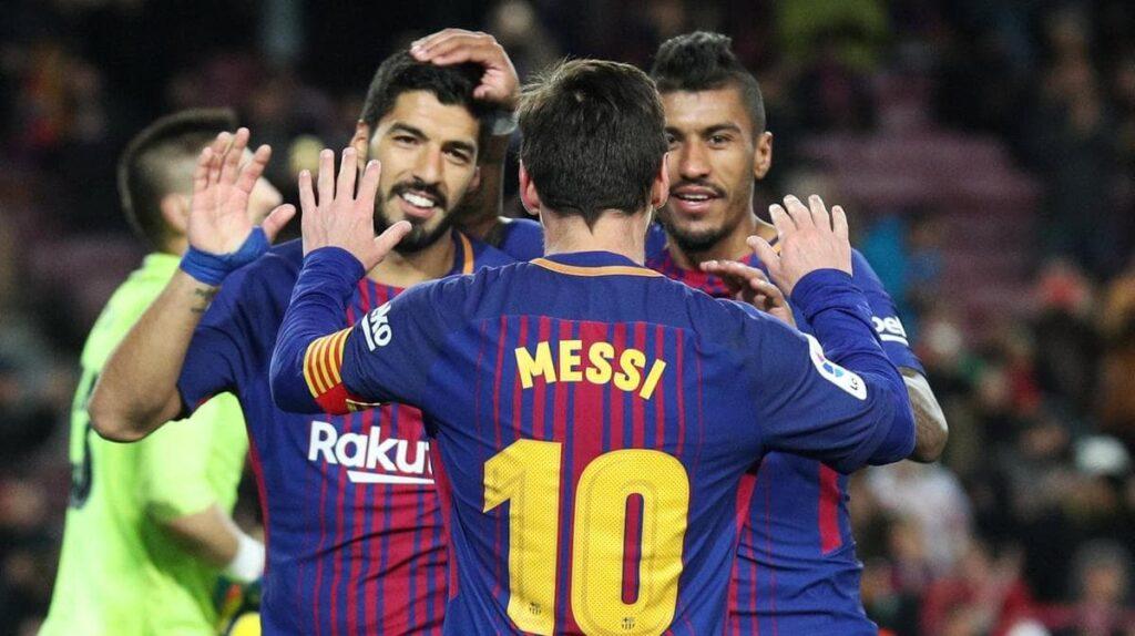 Levante vs FC Barcelona Football Prediction