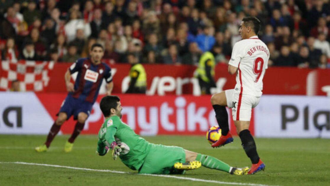 Eibar vs Sevilla Free Betting Tips