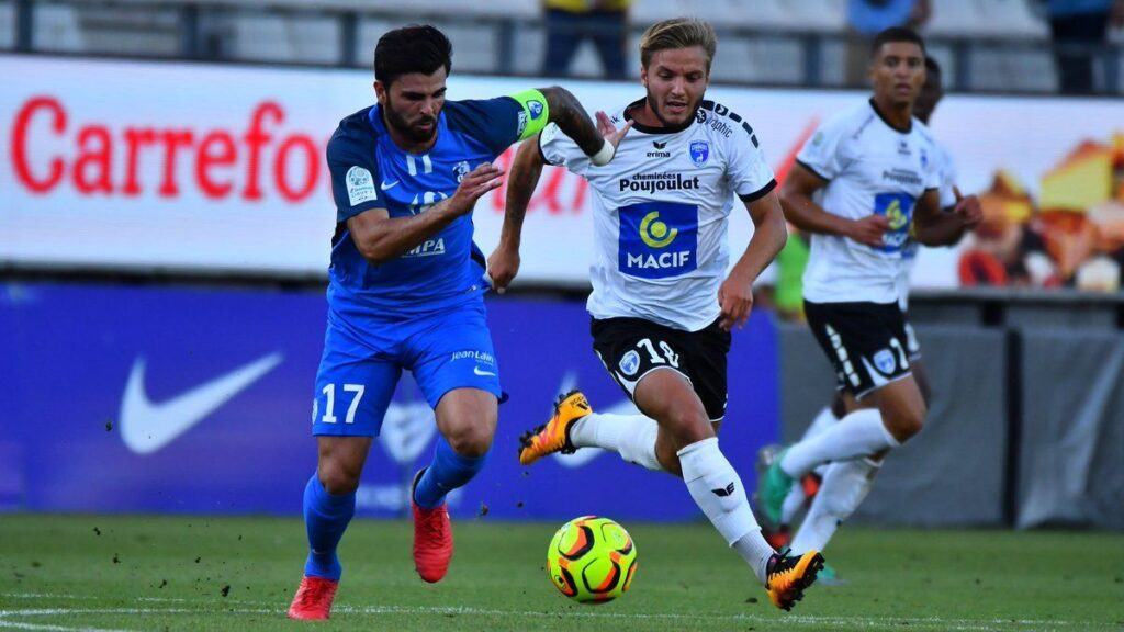 Niort vs Grenoble Soccer Betting Tips