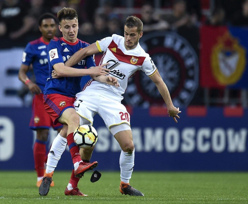 CSKA Moscow vs Arsenal Tula Free Betting Tips