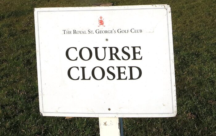 The 2020 British Golf Open canceled, the 149th edition will take place in 2021