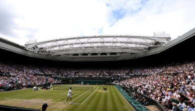 Wimbledon coach banned for betting