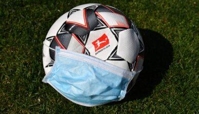 Positive tests for Covid-19 do not alter Bundesliga plans
