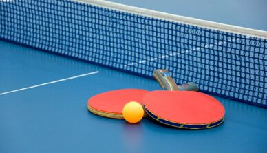 Sports confinement has led to many strange bets - Table Tennis