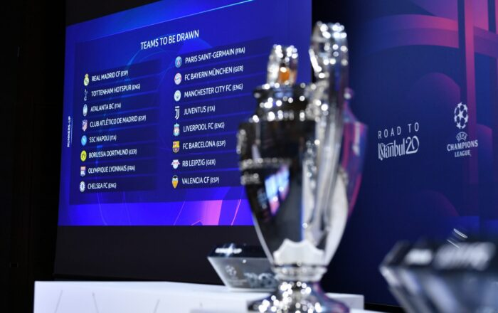 Champions League returns in August